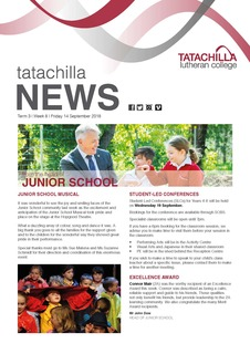 Tatachilla Lutheran College 2017