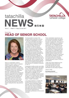 Tatachilla Lutheran College 2016
